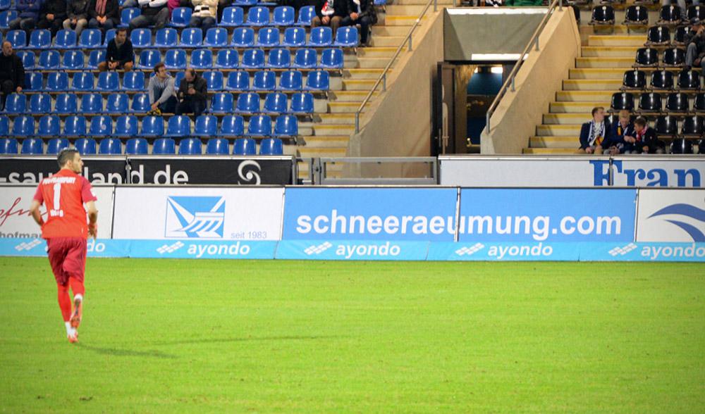 Bachmann+Schumacher ist Sponsor bei FSV Frankfurt
